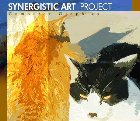 Welcome to Synergistic Art Project Official Web Site